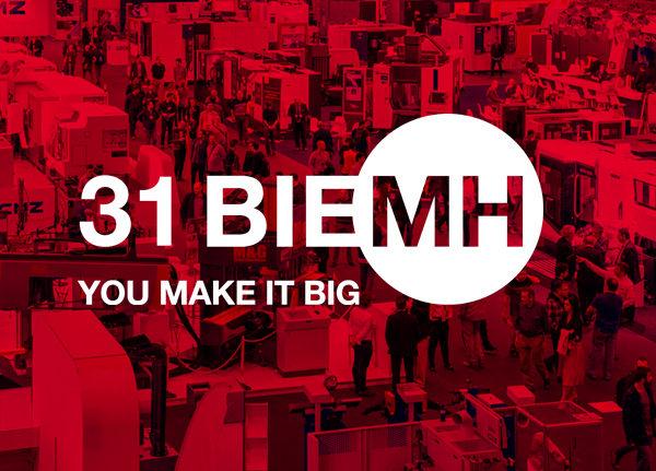 Participamos en la próxima 31 edición de la Feria BIEMH en Bilbao (25-29 Mayo)