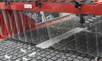 Cortinas PVC de Scuder Way Wipers