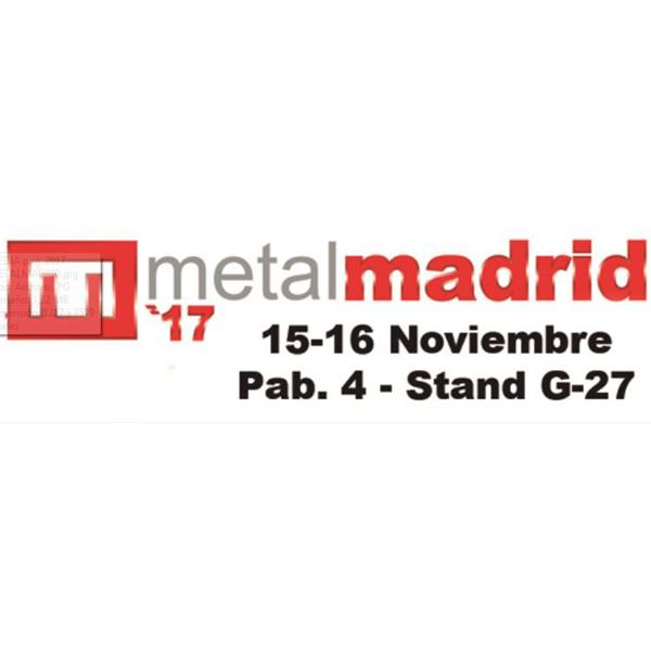 Scuder en la Feria Metalmadrid 2017