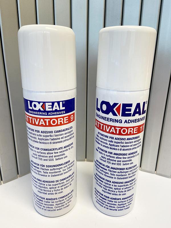 Preparadores de superficie LOXEAL Activador 9 Y Activador 11