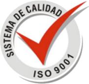 Certificado UNE-EN ISO 9001