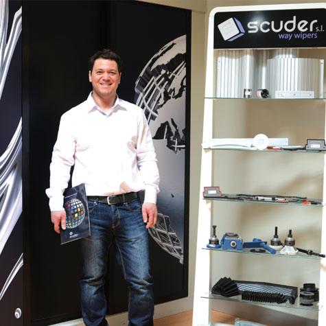 Entrevista a Jokin Escudero, director técnico de Scuder Way Wipers