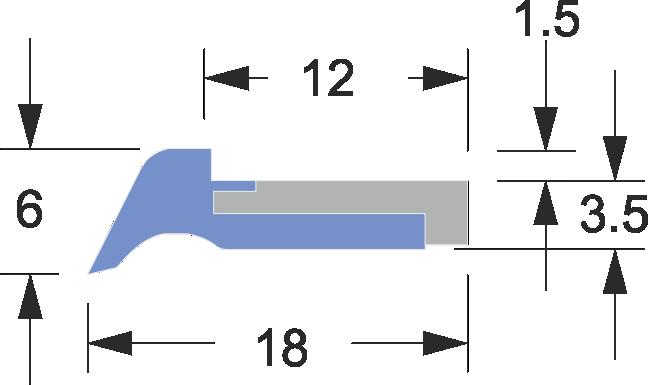 limpia guias serie LN-2