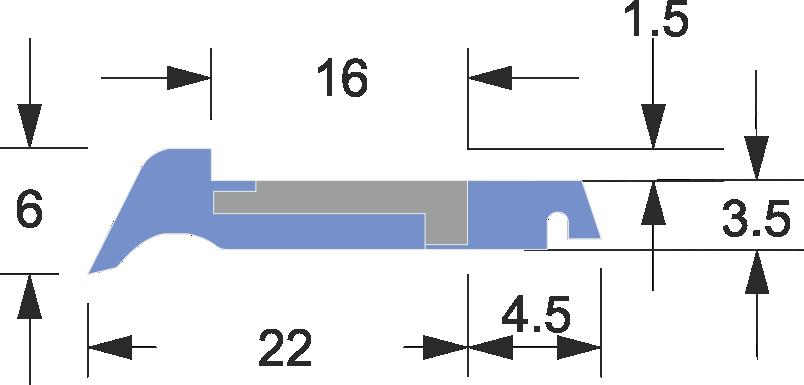 limpia guias serie ln-3 largo