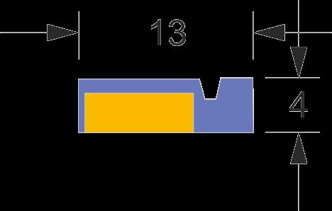 Tope amortiguador LTM-6