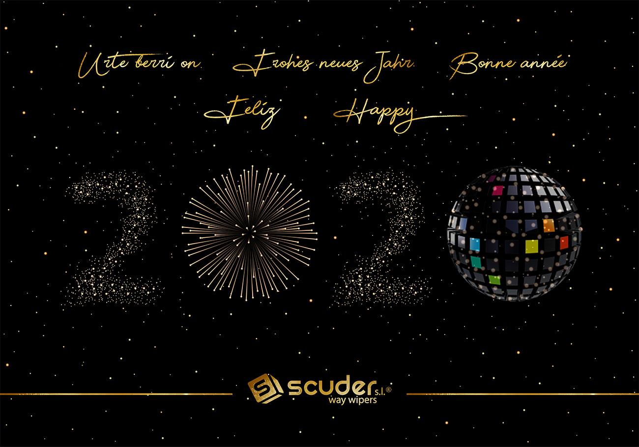 Feliz Navidad y Feliz Año 2020