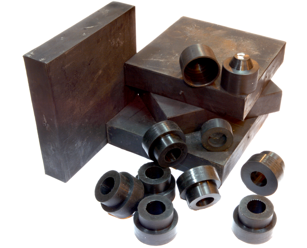 Antivibration blocks