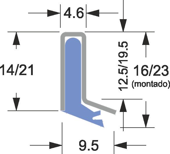 Limpia Guías para máquina / Rascadores para máquina serie AB-R0 AB-R2