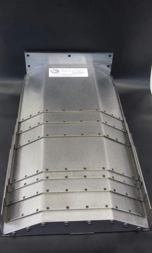 Protección telescópica / defensa telescópica Vertical