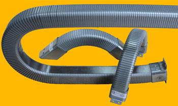 Mangueras portacables - Protección del cableado de la maquinaria
