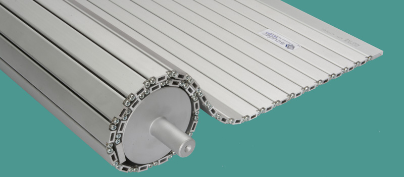 Persianas de protección para máquina de aluminio hueca PHE