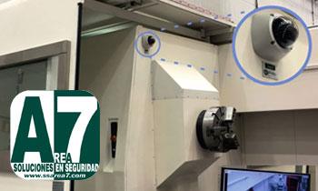 Sistemas de visionado para máquinas en peraciones de mecanizado