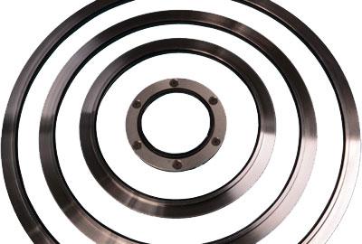 Limpia guías para cilindros y ejes   Rascadores Cilíndricos para máquina-herramienta.